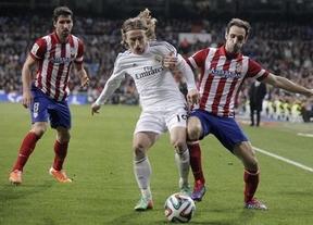 Más difícil todavía: un Atlético plagado de bajas intentará el milagro de la remontada ante un Madrid que no quiere confianzas