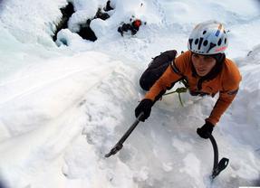 Cecilia Buil, o como introducir el alpinismo en la empresa