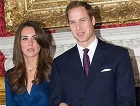 Los suegros del príncipe Guillermo hacen negocio con la boda real