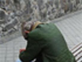 Un millón de pobres en el rico Madrid