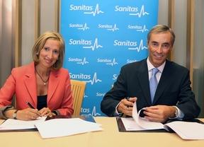 Sanitas firma de un acuerdo de colaboración con CEAJE, que refuerza su compromiso con los emprendedores