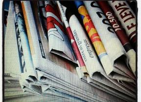 Noticias de hoy en la prensa de mañana: los temas del día en las portadas
