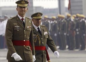 Expectación ante el primer discurso del Rey Felipe VI en la Pascua Militar