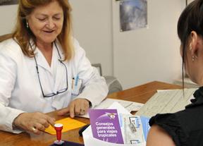 El Centro de Vacunación Internacional de Guadalajara, cada vez más requerido por los que emigran para trabajar