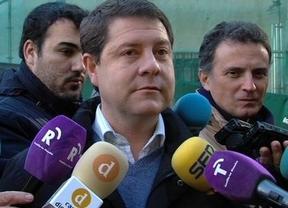 García-Page: 'Recurriremos a Europa el Plan del Tajo y el memorándum porque incumplen la Ley'