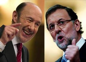 Debate catalán en el Congreso: Rajoy mantiene la incertidumbre y Rubalcaba intervendrá