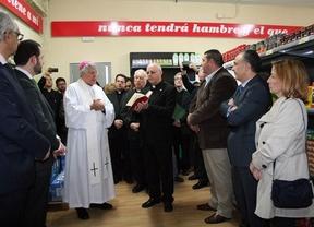 El primer economato solidario de Toledo atenderá a 200 familias