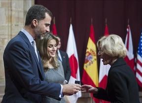 El Príncipe no hablo de Cataluña, pero se le notaba 'todo'