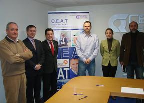 Miguel Angel Rivero, nuevo presidente de CEAT en Ciudad Real