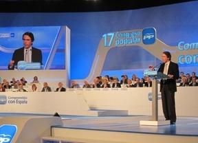 Aznar respalda la gestión de Rajoy y pide unidad nacional para salir de la crisis