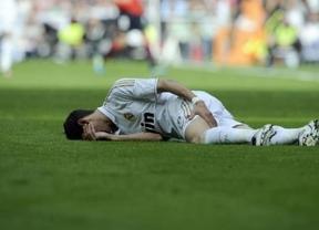 El Real Madrid respira: la lesión de Di María sólo tendrá al argentino un mes fuera