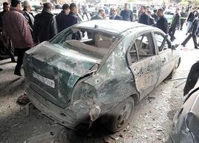 Al menos 25 muertos y 46 heridos tras el atentado suicida en Damasco