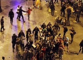 15-M: varios detenidos en Sol serán acusados de atentado a la autoridad