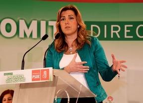 Susana Díaz almuerza con sus secretarios generales para dilucidar si hay adelanto electoral