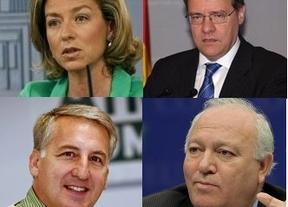 Moratinos y Jordi Sevilla, contra la 'rebelión de los ricos' de Merkel