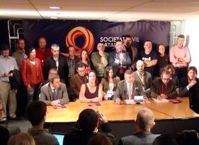 Societat Civil Catalana hace un llamamiento a no participar en el