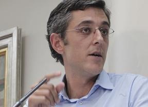 Madina se presenta oficialmente a la carrera del PSOE y promete grandes reformas y un