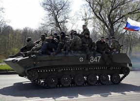 Rusia desmiente la entrada de sus tropas a Ucrania y lo considera una