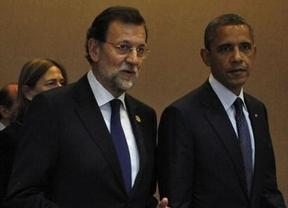 El anuncio triunfal que Rajoy quería dar pero que Cataluña le chafó: estará en la Casa Blanca con Obama
