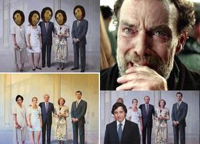 El cuadro photoshop: el retrato de la Familia Real de Antonio López sigue dando que hablar