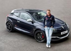 Mégane R.S. Red Bull Racing R88: el líder en ventas celebra las victorias en la F1
