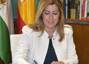 Susana Díaz se complica su investidura: defiende a Griñán días antes de su negociación con Podemos