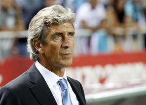 Pellegrini promete guerra a su ex Madrid: