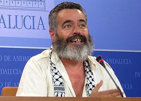 El alcalde comunista de Marinaleda, Gordillo, amenaza con una escisión de IU si se pacta con el PSOE en Andalucía