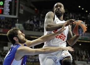 Euroliga: quien da primero... Madrid y Barça cumplen y ganan a Efes y Olympiacos