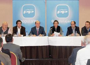 Guarinos: 'me siento orgullosa de lo que ha hecho el PP en estos años'