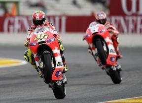 Pirro se lleva el 'premio' de Moto2 y no consigue arrebatarle a Bradl el título mundial