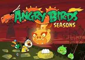 'Angry Birds' también celebra el año nuevo chino