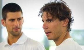 La ATP, como la vida: sigue igual, con Nadal en cabeza y Djokovic detrás a mucha distancia