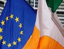 Economía de Irlanda se contrajo 1 por ciento