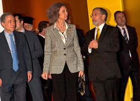 La Reina Sofía visita este miércoles la exposición 'Greco, arte y oficio'