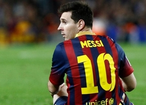 Sigue el 'annus horribilis' de Messi: tras fracasar con el Bar�a y Argentina... al banquillo por sus problemas con Hacienda