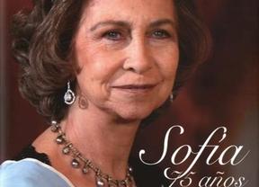 'Sofía 75 años', lujoso libro de la Agencia Efe en homenaje a la Reina