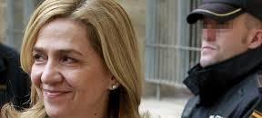 La Infanta defiende a su marido: era