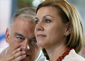 Cospedal defiende la elección directa de los alcaldes