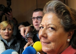 Rita Barberá dice que cuando se reunió con Urdangarín creyó que actuaba