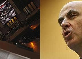 Los mercados vuelven a la carga y apuestan contra la banca española: el Ibex cae