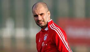 Enigmático Guardiola: no quiere hablar de su renovación con el Bayern y dice que se