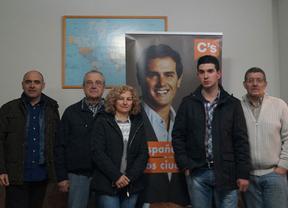 Ciudadanos ya tiene también presencia en Caudete (Albacete)
