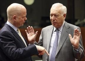 Margallo dirá hoy en Londres aquello de 'Gibraltar español'... para pescar