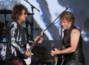 Bon Jovi, el número uno del mundo en 2013... al menos en taquilla: recaudó 205 millones de dólares