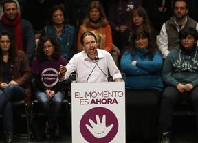 Valencia, la tercera parada de Pablo Iglesias para promocionar la marcha del 31E