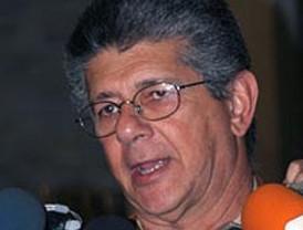 Ramos Allup asegura que Chávez perderá en 2012