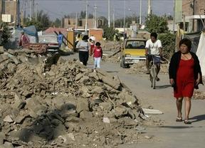 Un terremoto de 6,9 sacude el suroeste de Perú
