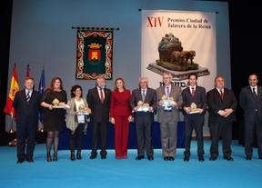 Cospedal entrega los Premios Ciudad de Talavera