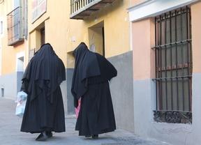 Vida contemplativa en el convento: 135 monjas en la provincia de Guadalajara